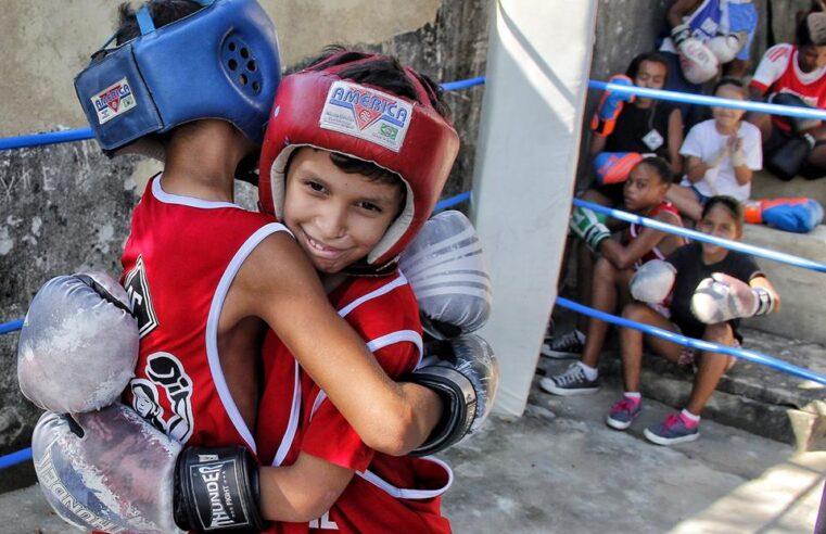 Projeto Abraço Campeão abre vagas para novos alunos