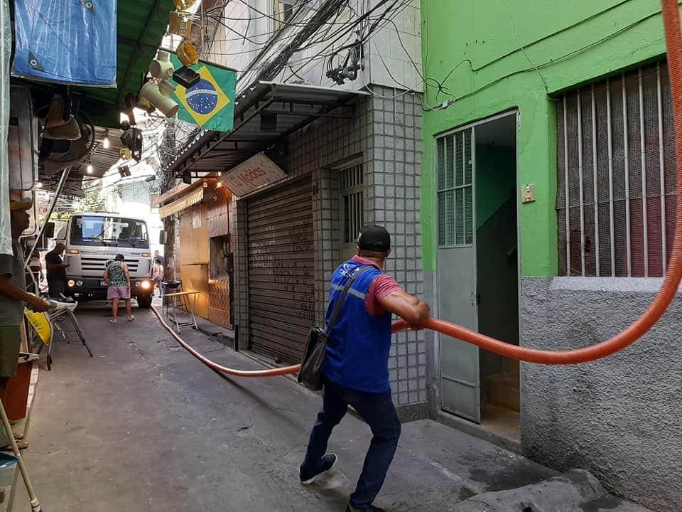 Moradores da Rocinha estão há mais de 7 dias sem abastecimento de água