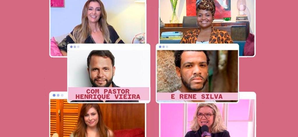 "Programa ""Saia Justa"" recebe Rene Silva nesta quarta (22), no canal GNT"