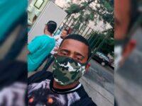Marco Aurélio, morador da Vila Cruzeiro, favela do Complexo da Penha, na Zona Norte do Rio. Foto: acervo pessoal