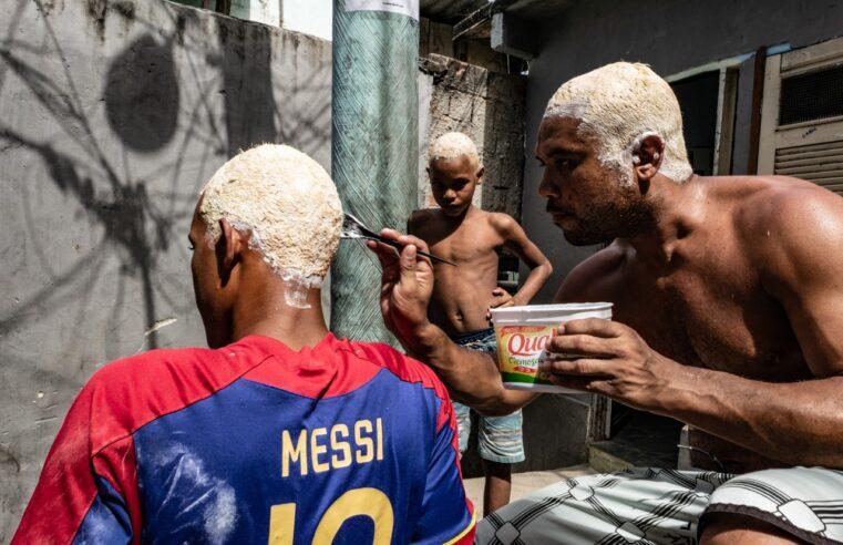 Melissa de Oliveira: moradora do Dendê retrata a beleza da favela