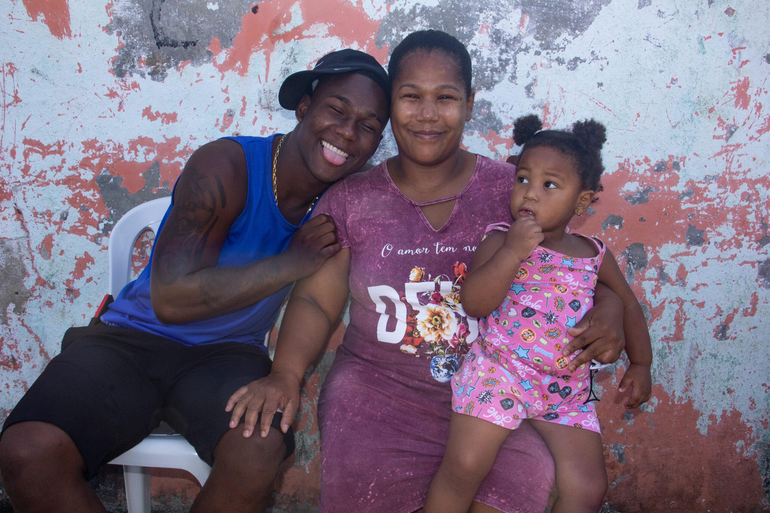 Mãe do Negão da BL, dona Gisele conta sobre a vida com o filho antes da fama