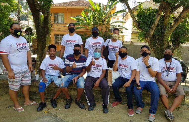 Turano Contra o Coronavírus: projeto realiza mega ação beneficente na comunidade