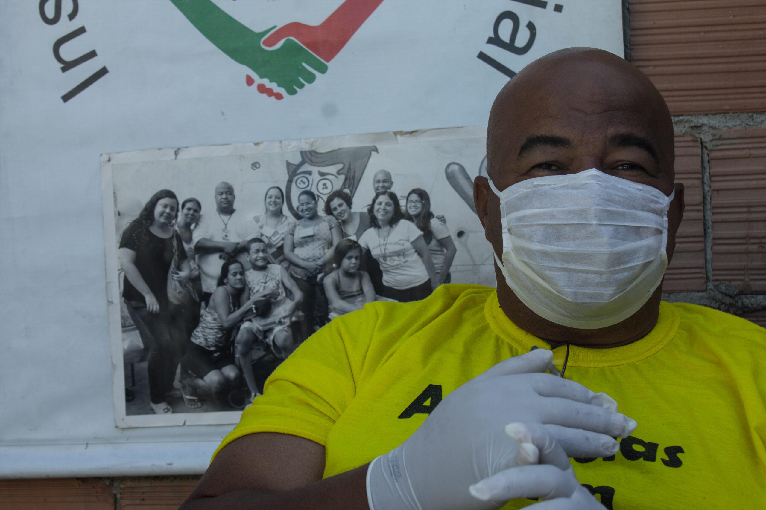 Renato Santos: Conheça a trajetória do presidente da Associação de Moradores da Alvorada