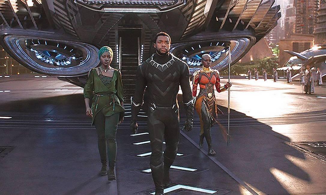 Nesta segunda-feira (31), filme Pantera Negra tem primeira exibição na TV aberta do Brasil