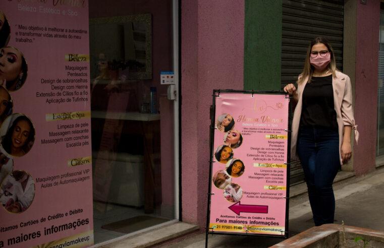 Tem Spa na Favela! Conheça o estúdio Hanna Vianna, no Alemão