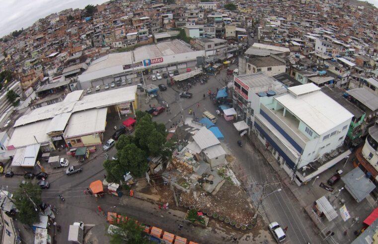Manhã de tiroteio intenso na Vila Cruzeiro