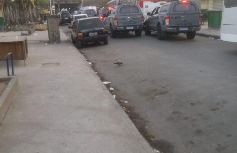 Polícia Militar faz operação na Vila Kennedy nesta manhã de sexta-feira (04/09)