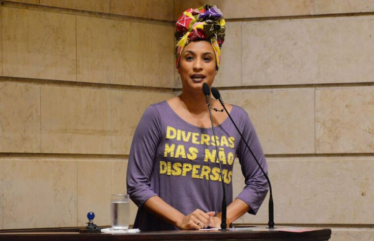 Agenda Marielle Franco traz conjunto de compromissos e práticas que a vereadora defendia