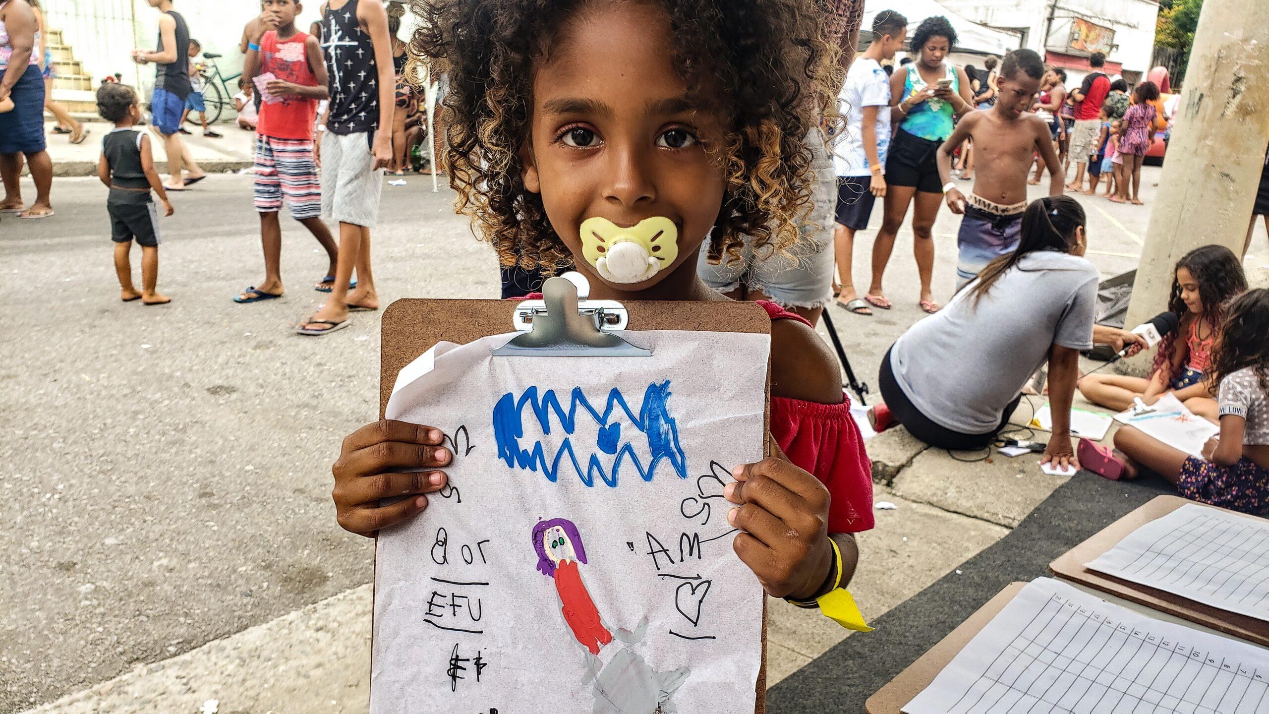 Frente de Mobilização da Maré se prepara para ação do Dias das Crianças