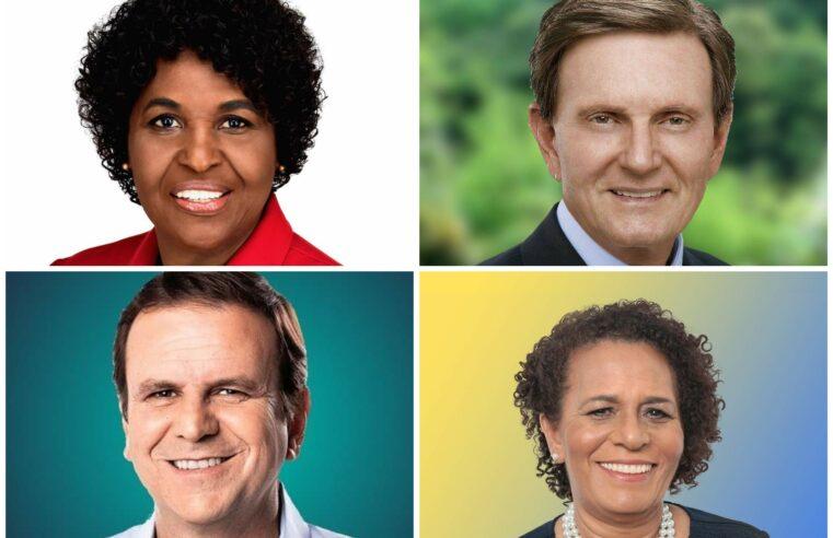 Candidatos à Prefeitura iniciam campanha com visitas às favelas