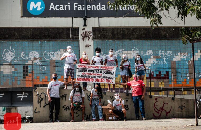 Centro Cultural Phábrika  forma moradores de favelas em produtores de cultura