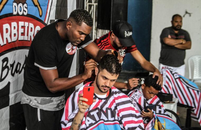 Batalha dos Barbeiros Brasil é domingo (25) no Complexo do Alemão