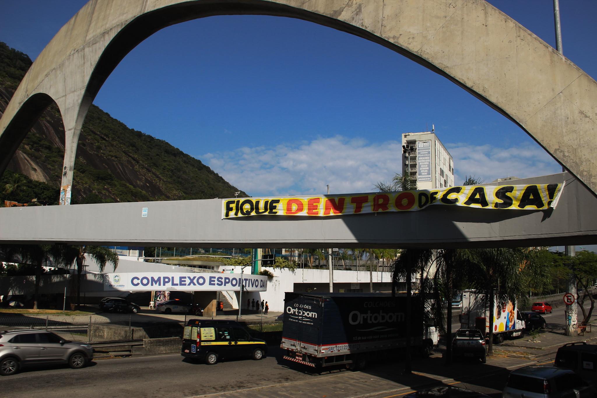 Rocinha tem 75 casos ativos de Covid-19, segundo a prefeitura do Rio