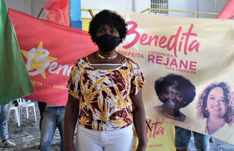 Benedita da Silva (PT) lança proposta de Moeda Social Carioca no Morro do Borel