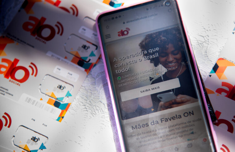 Favela Holding lança primeira empresa de telefonia móvel social do Brasil
