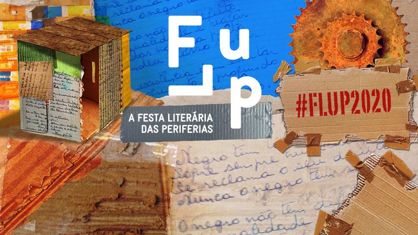 FLUP 2020, a Festa Literária das Periferias