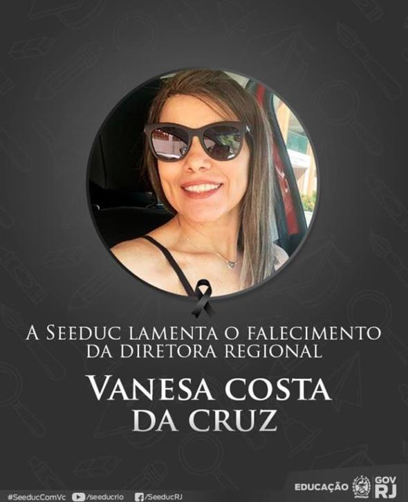 Faleceu nesta sexta (06) Vanesa Costa, ex-diretora do C.E. Olga Benário Prestes