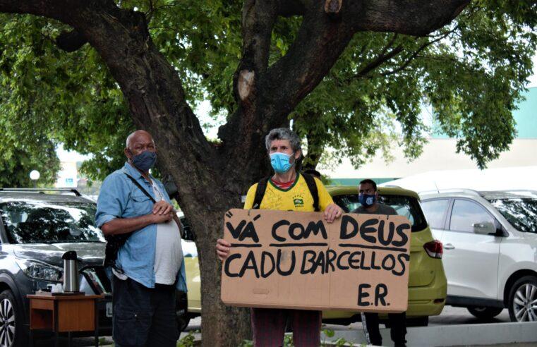 O adeus ao cineasta Cadu Barcellos