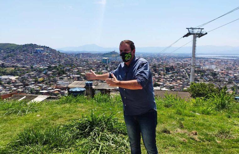 Conheça as propostas de Eduardo Paes para as favelas do Rio