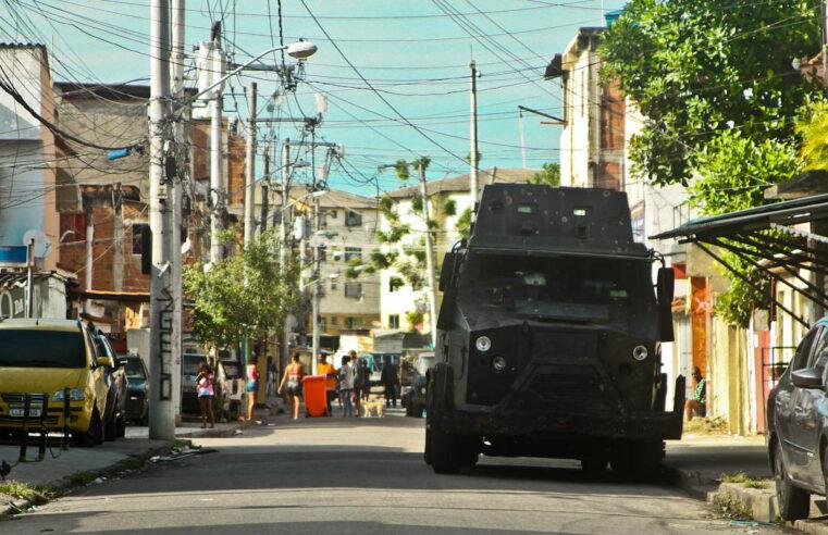 Autoridades discutem sobre suspensão de operações policiais em favelas do Rio