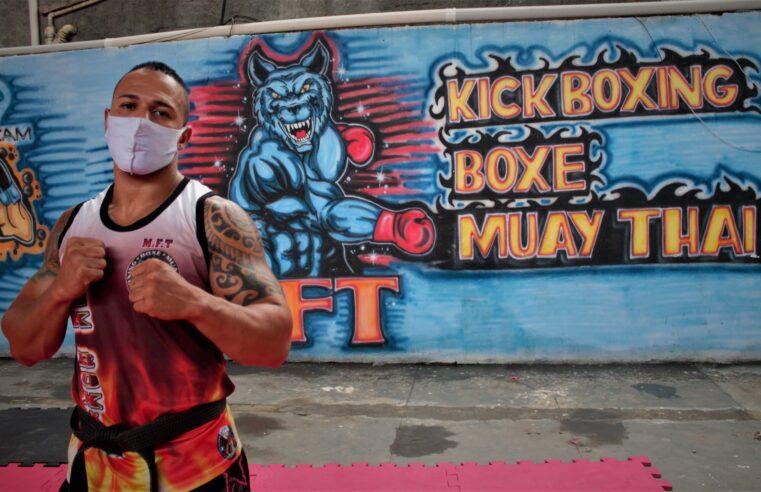 Mestre muda a vida de jovens do Proença Rosa através das artes marciais