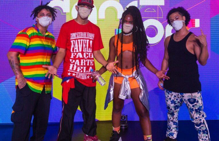 Grande final do reality Dance Off premia o melhor dançarino de favela nesta terça (15)