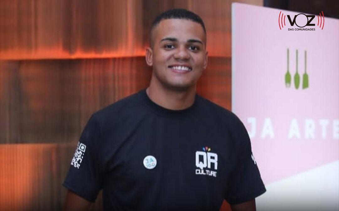 Jovem da Vila Vintém é finalista do embaixador da Brazil Conference 2021