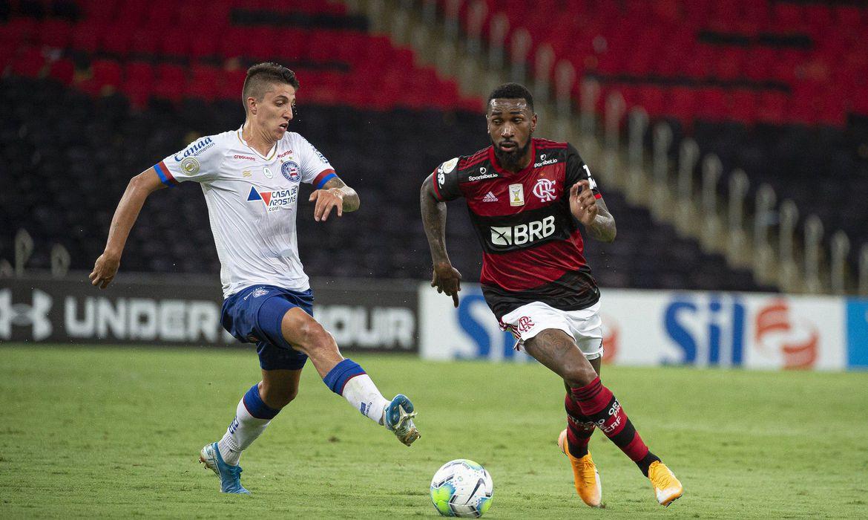 CBF NÃO desconsiderou acusação de injúria racial feita por Gerson, do Flamengo