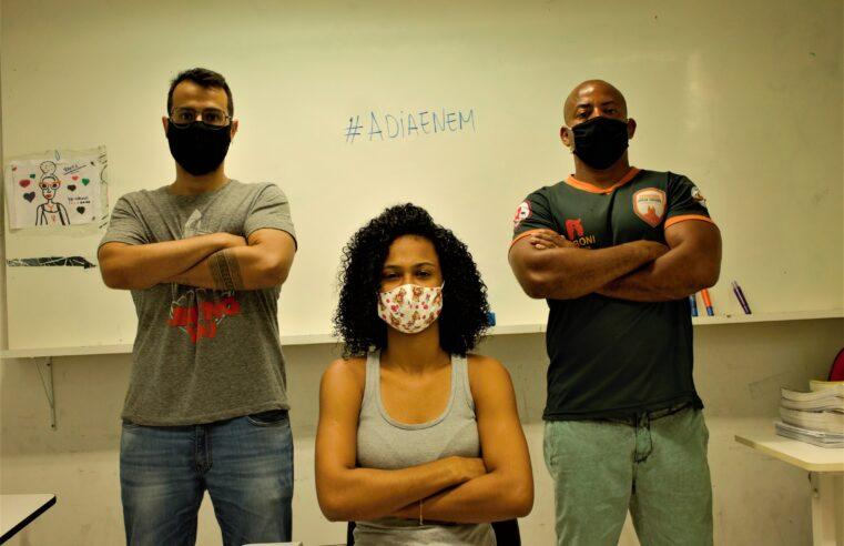 Como os jovens das favelas estão se preparando para o Enem?