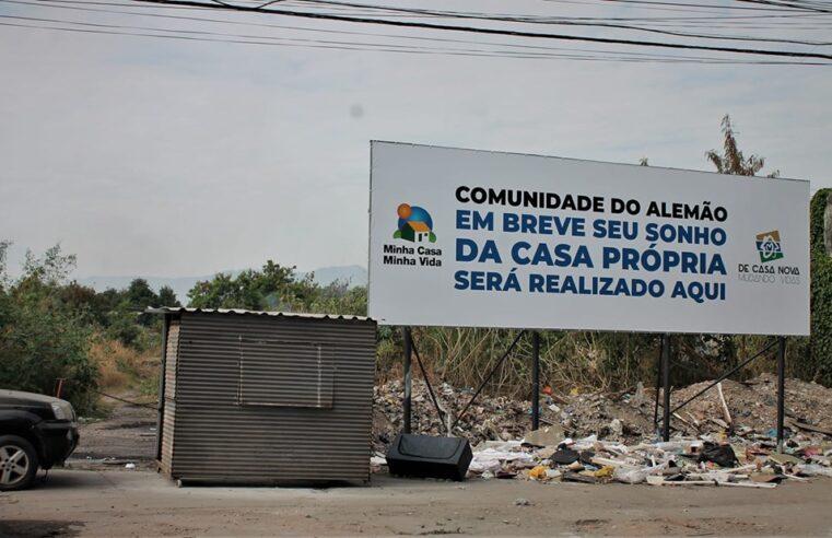 Após mais de 10 anos, autoridades públicas projetam inícios de obras dos conjuntos habitacionais da Itaóca