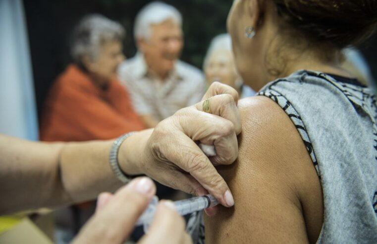 Uma nova etapa de vacinação contra Covid-19 começa a partir da próxima segunda-feira (01)