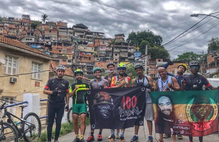 Projeto Pedaladas do Amanhã no Morro dos Macacos arrecada bicicletas para as crianças