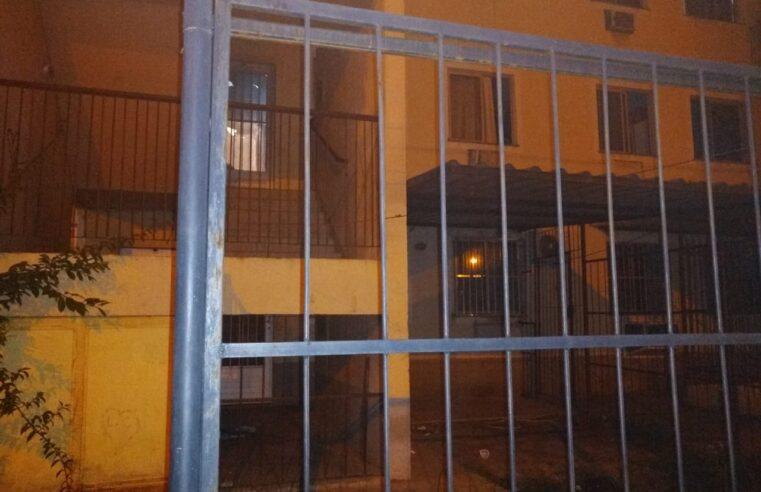 Moradores de algumas localidades do Alemão têm sofrido com a falta de energia
