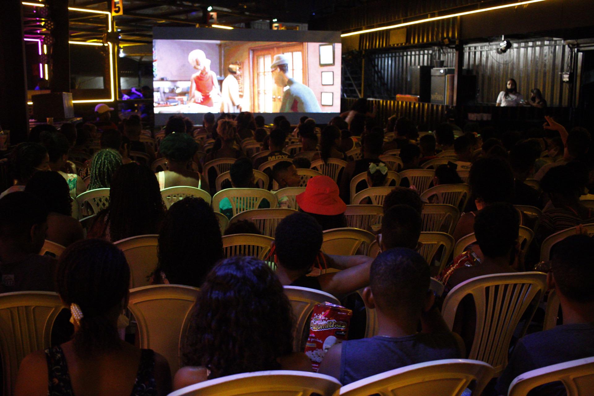 Cinema no Morro traz grande lançamento para as crianças da Vila Cruzeiro, o filme SOUL