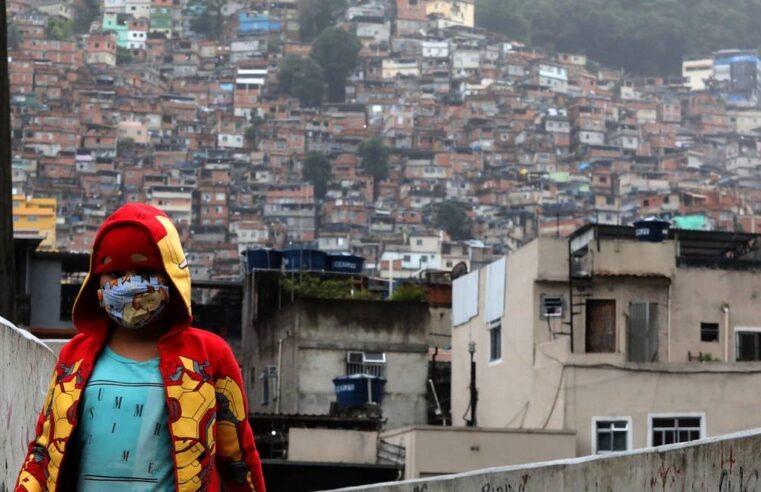 Rocinha é a única comunidade do Rio com alto risco de Covid-19 segundo a Prefeitura