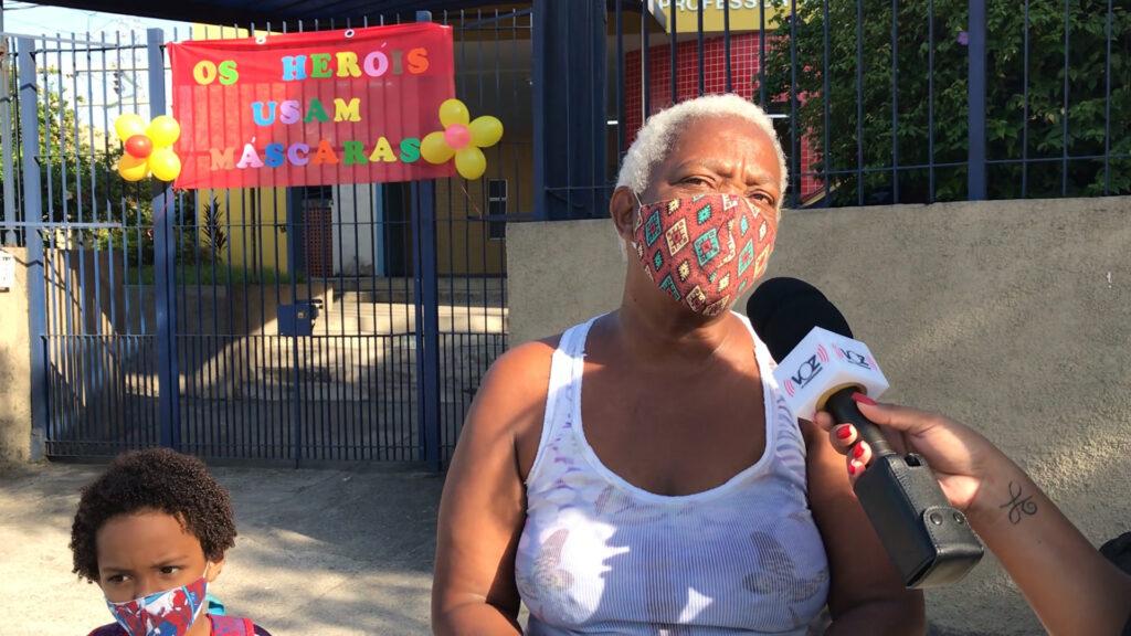 Marília Ribeiro diz que as expectativas são boas para o retorno presencial.