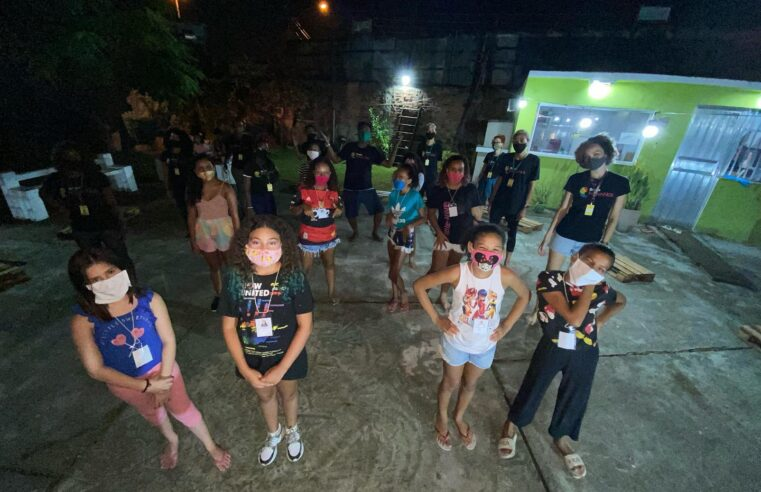 Projeto MovaNos promove inclusão social através do teatro na Vila Vintém