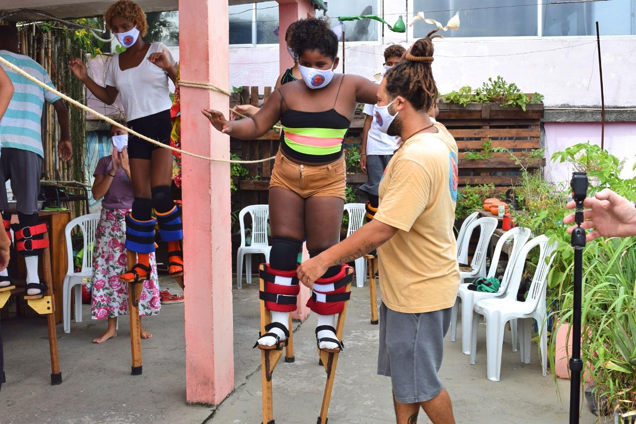 Projeto Vivências em Danças Populares vai promover atividades na comunidade de Realengo