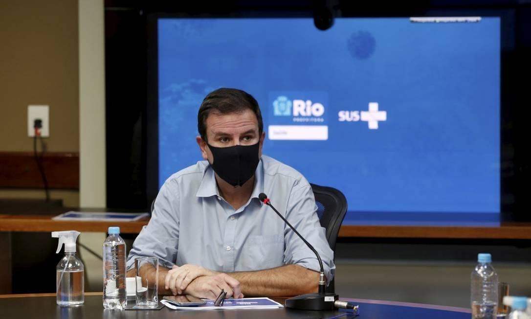 Prefeitura do Rio anunciou novas medidas restritivas de prevenção contra Covid-19