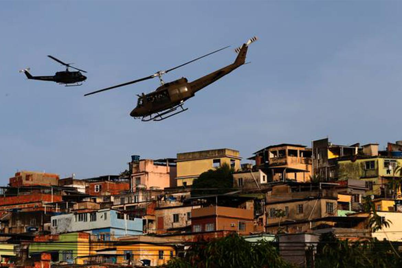Não é fantasia pleitear que instrumentos de morte fiquem longe das nossas favelas