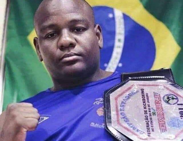 Professor de kickboxing, Márcio Couto morre aos 37 anos vítima da Covid-19