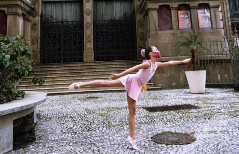 Bailarinas do projeto Vidançar no Alemão são aprovadas nas audições das seletivas de Bolshoi e Maria Olenewa