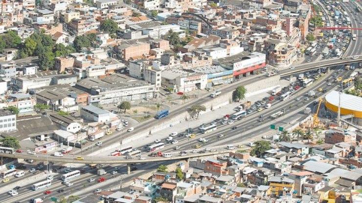 Maré pode ganhar estações de metrô leve com projeto que visa ligar o Centro da cidade ao Aeroporto do Galeão