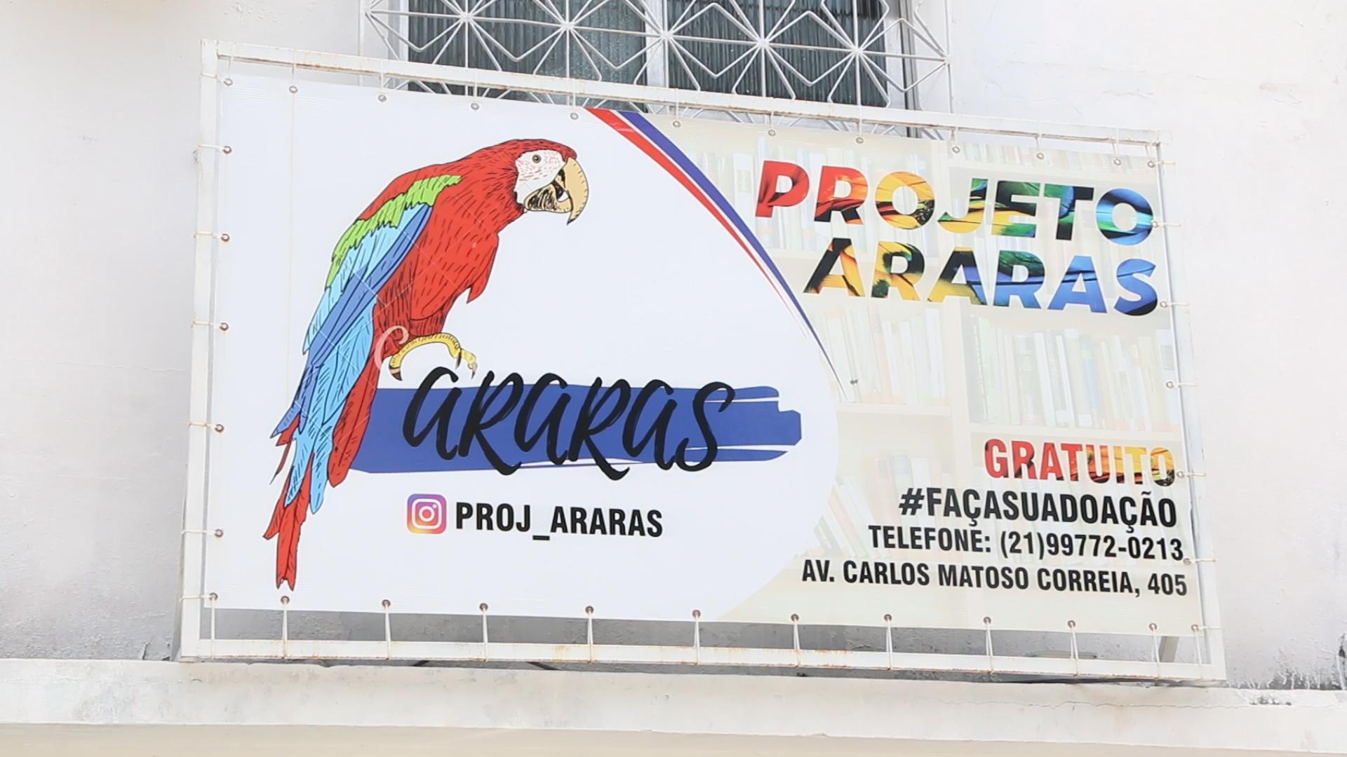 Projeto social oferece atividades educacionais e recreativas para crianças da Favela do Arará
