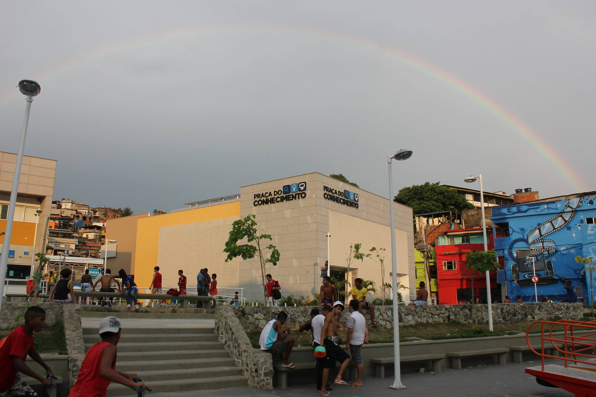 Nave do Conhecimento da Nova Brasília pode ser reaberta no final do ano