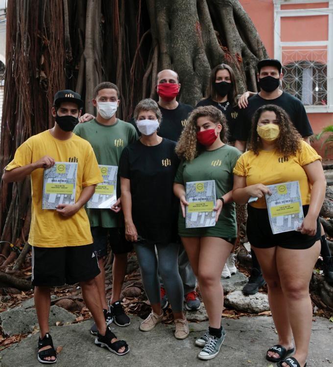 Iniciativa do Movimento TTK promove redescobrimento cultural na localidade do Catete