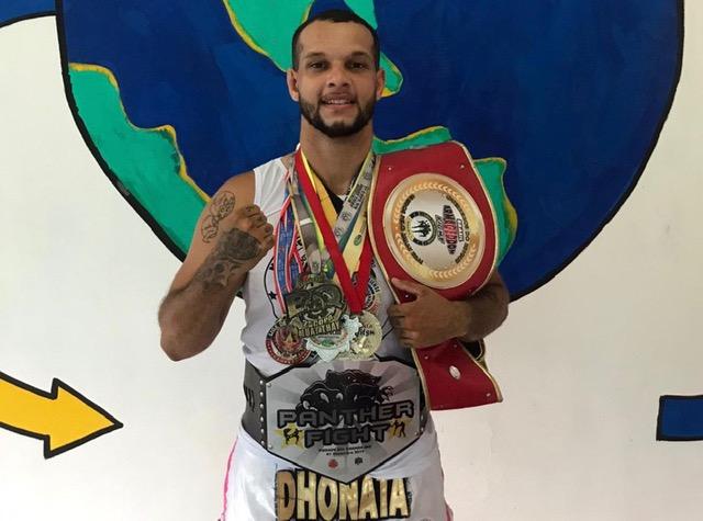 Daniel Dhonata, cria do Morro do 18, vem transformando vidas através das artes marciais