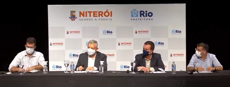URGENTE: Prefeituras do Rio e de Niterói anunciam novas medidas de combate à Covid. Veja o que vai abrir e fechar nesse período