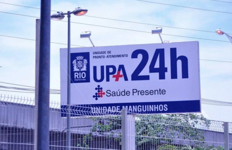 Viva Rio abre processo seletivo em busca de profissionais para UPA de Manguinhos